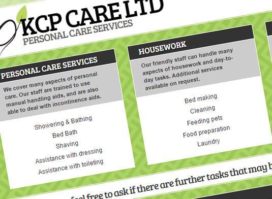 kcp-care-ltd-web-design